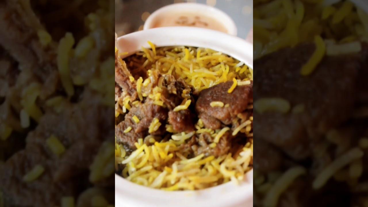 Best Mutton Dum Biryani in Lucknow / Home Sweet Home #lucknowbiryani #lucknowfood #biryani