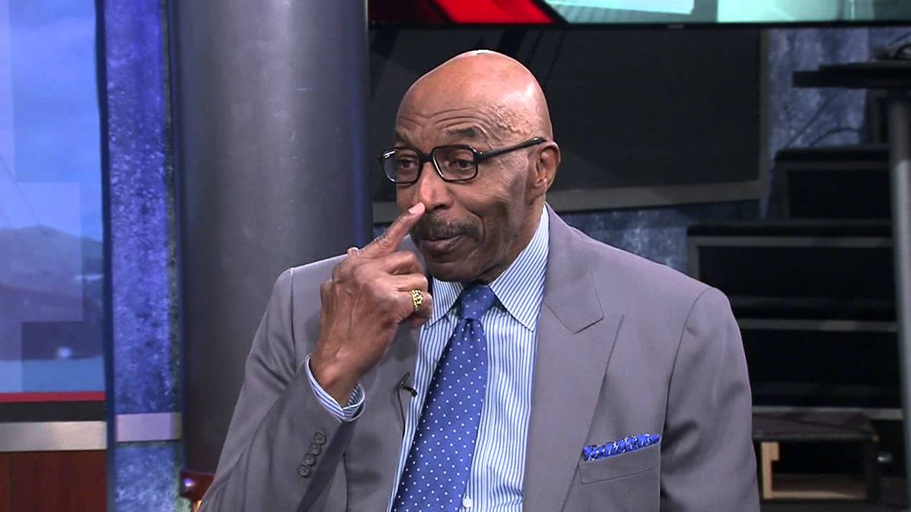 Hall of Famer and Warriors Legend Nate Thurmond Discusses Donald