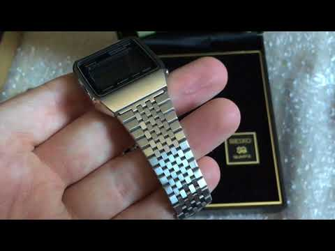 Seiko M354 (1978 vintage) James Bond Moonraker Watch Overview