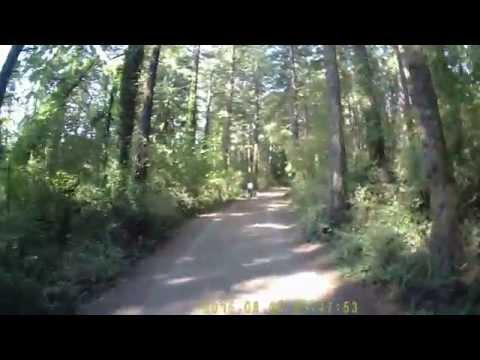 Elk/Beaver Lake 10km Trail Run (counterclockwise) in Saanich BC