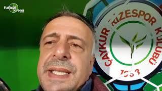Çaykur Rizespor - Başakşehir maçından notlar