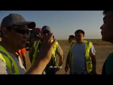 """THE SALKHIT WIND FARM"" DOCUMENTARY FILM in English"