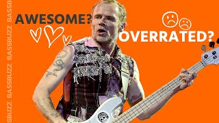 7 Reasons Flea is Awesome (with Bass Lesson Tips)