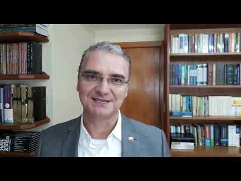 Retorno dos Cultos Presenciais em 18/4/2021 - Rev. Leonardo Sahium
