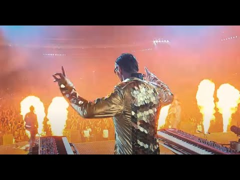 RAMMSTEIN announced rescheduled tour dates for European stadium tour 2021 ..!