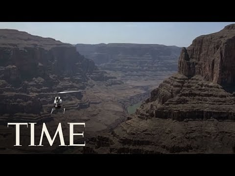 Second Visitor This Month To The Grand Canyon Dies After Falling Over The Edge | TIME