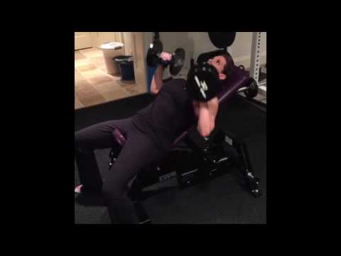 Stephanie McMahon training 2016 thumbnail