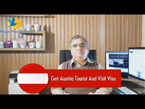 Austria Visit Visa | Austria Tourist Visa