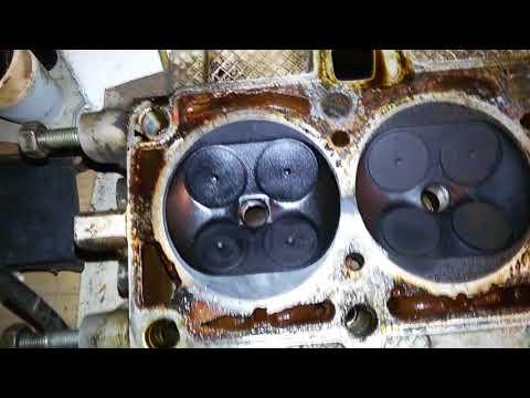 Троит двигатель, не стабильно работает, снятие ГБЦ ваз 2112