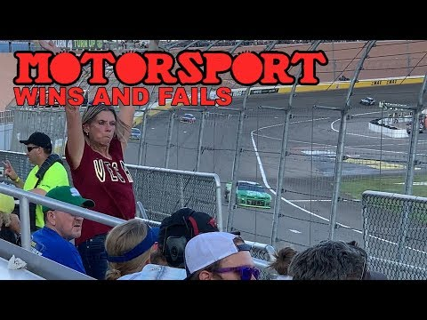 Motorsport Wins and Fails Compilation || Funny Videos
