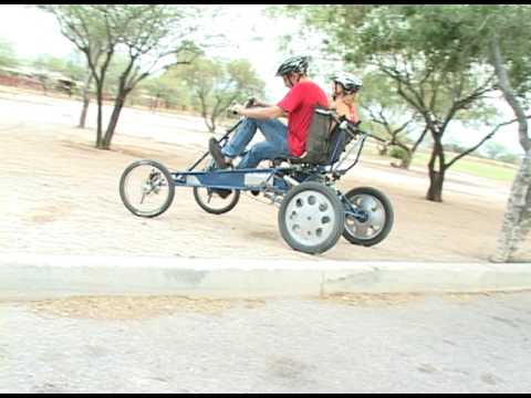 How To Build A Quadricycle Part