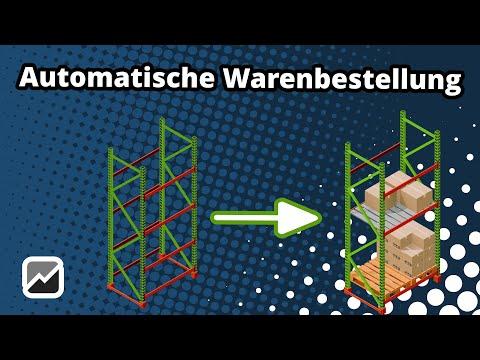 tricoma - Automatische Produkbestellung und Bestandswarnungen