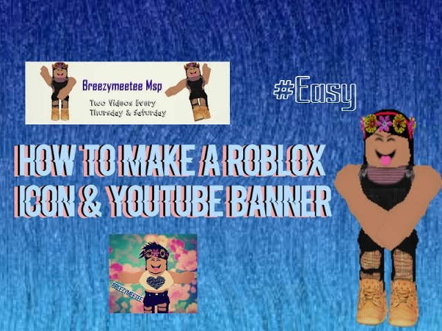 2048x1152 Pictures For Youtube Roblox How To Make A Roblox Icon Youtube Banner Roblox Tutorial 1