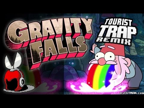 Dj CUTMAN - Gravity Falls (Tourist Trap Remix) 8-Bit Chiptune Remix / Hip Hop Remix - GameChops