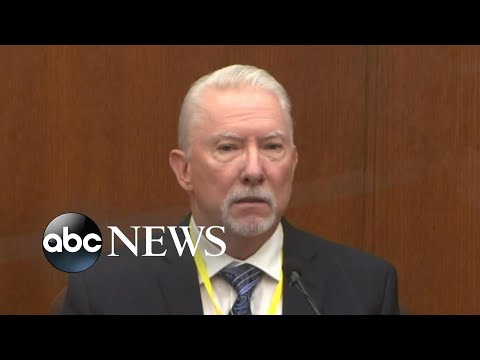 Day 12 of Chauvin trial: Witnesses for defense take the stand