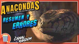 Pelicula de anaconda 2