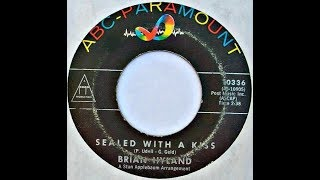 sealed with a kiss brian hyland 1962