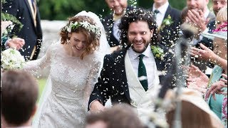 Rose Leslie & Kit Harington's Wedding | Video Compilation