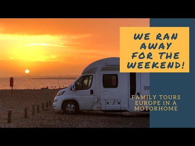 Littlehampton Caravan & Motorhome Club site visit, Beachy Head & Hayling Island | UK Motorhome Tips
