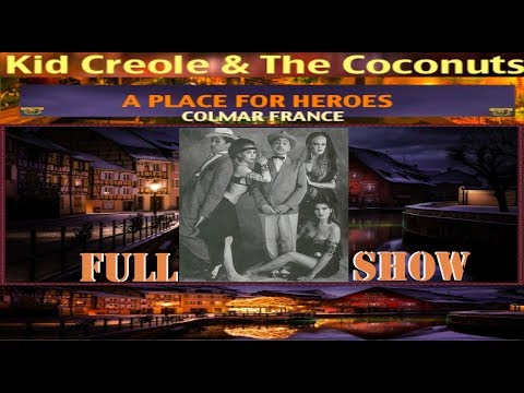 "FULL COLMAR CONCERT ""PLACE FOR HEROES""  KiD CrEoLe & the CoCoNuTs Live"