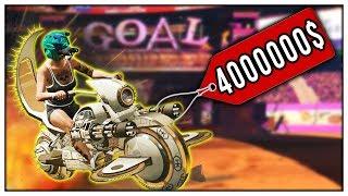POŘÍDIL JSEM SI BOJOVOU MOTORKU!! (GTA Online)