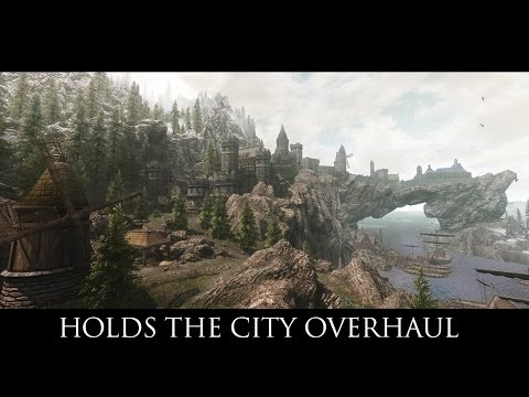 скачать мод Holds The City Overhaul img-1