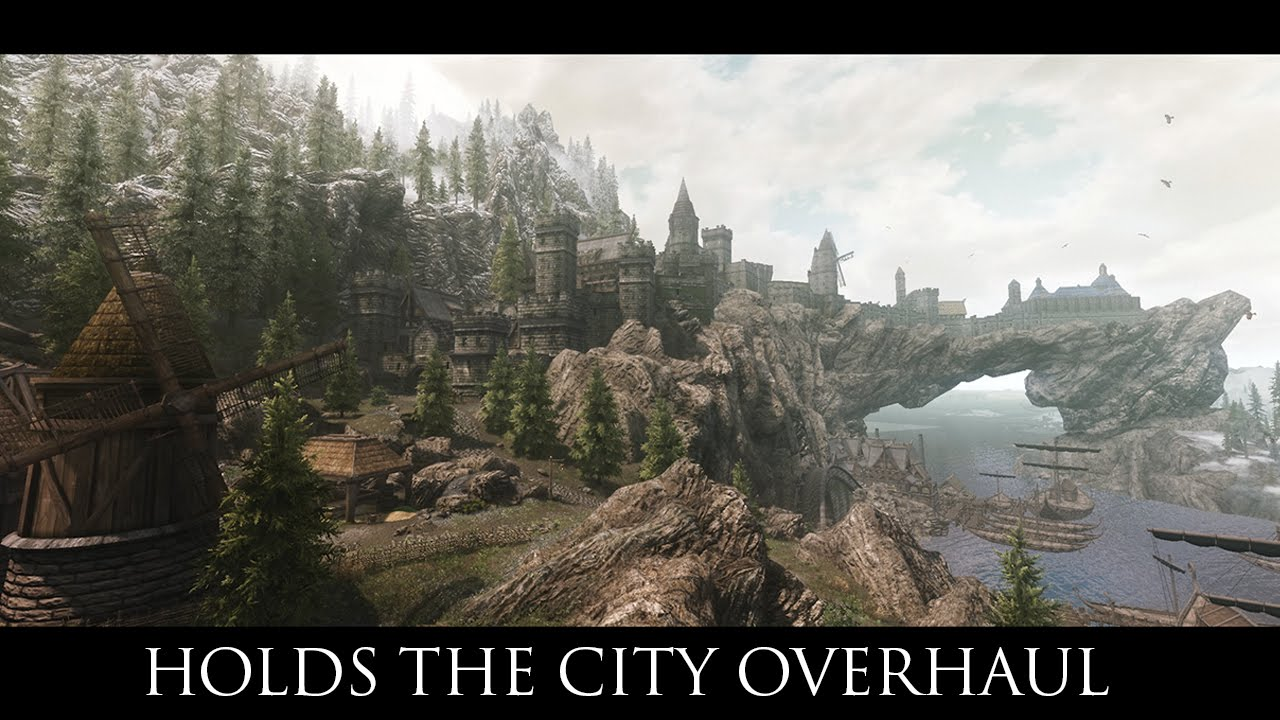 Colossal Skyrim mod turns towns into cities | PC Gamer