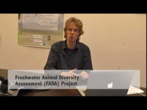E-seminar: Data Exchange for Biodiversity Conservation in Freshwater Ecosystems