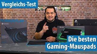 gaming mousepad test vergleich 2021