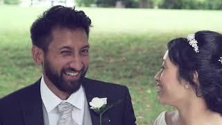 Wedding:Christina & Anup Highlights