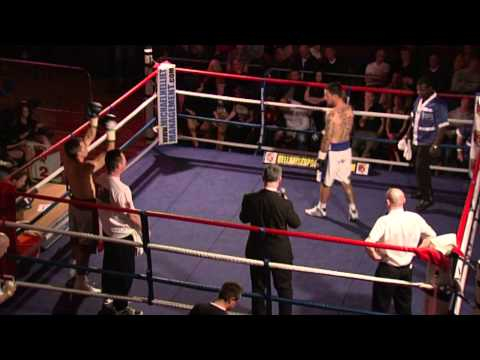 Collision Course - Phil Gill vs Ben Murphy Southern Area Lightweight Title