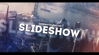 Cinematic Photo Slideshow — After Effects project | Videohive template