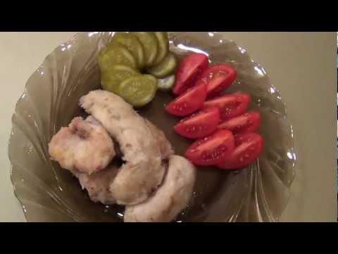 Жаренные молоки лососевых рыб. Вкусное простое блюдо.