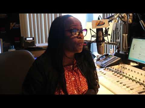 Community Blog - Mayor Lori Lightfoot Interviews with V103 Bionce Foxx
