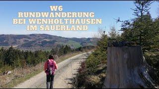 W6 Rundwanderung Wenholthausen