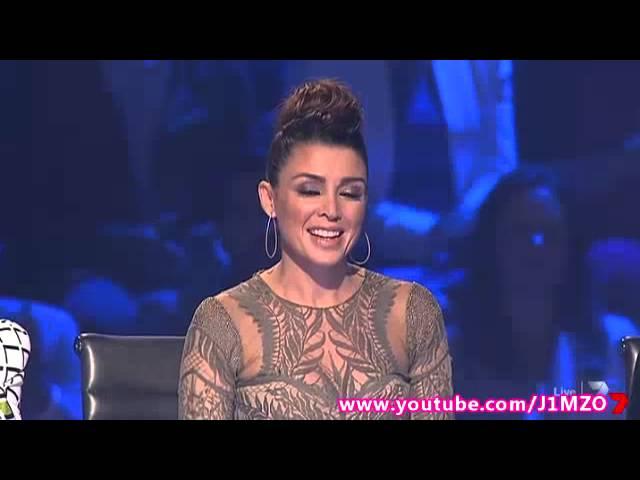 Marlisa Punzalan - Best Live Show Song - Live Grand Final Decider - The X Factor Australia 2014