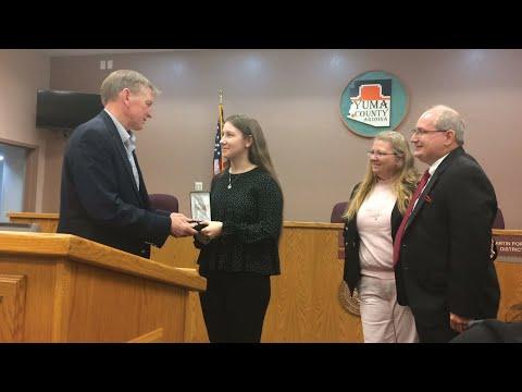 yuma-teen-receives-congressional-award-silver-medal