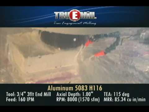 TRUEMill - Aluminum 5083 - Haas VF-2SS