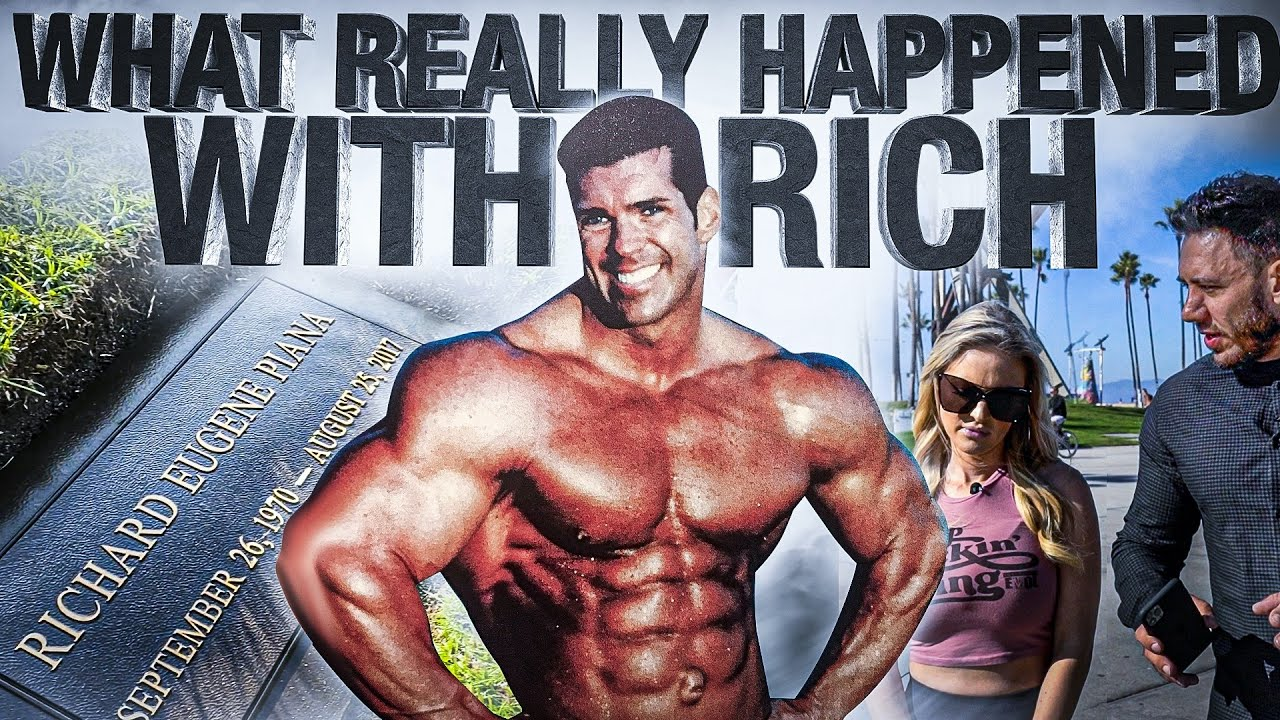 Rich Piana WHAT REALLY HAPPENED? Chanel Renee