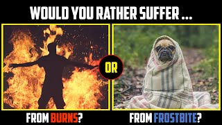Would You Rather #6 | Hardest Choices Ever!