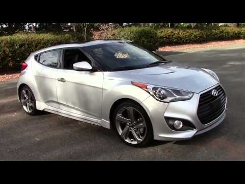 2013 Hyundai Veloster Turbo, Detailed Walkaround