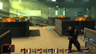 Deus Ex Human Revolution Directors Cut Trainer +7 Steam