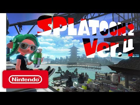Splatoon 2 Ver. 4 - Nintendo Switch