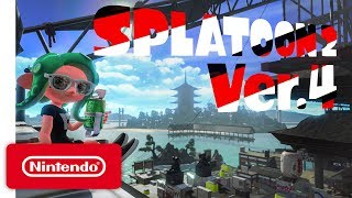 Download Splatoon 2 Ver. 4 - Nintendo Switch Mp3 and Videos