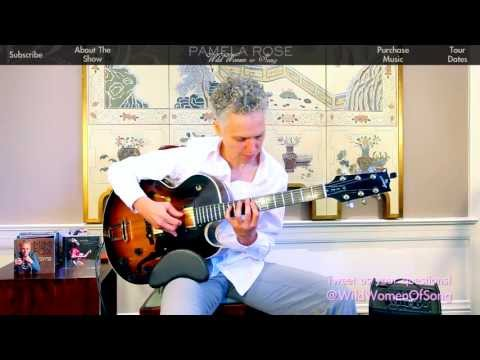"Mimi Fox performs ""Lullaby of the Leaves"" (Solo Jazz Guitar)"