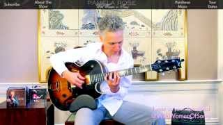 """Mimi Fox performs """"Lullaby of the Leaves"""" (Solo Jazz Guitar)"""