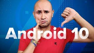 Android 10 trae GRAN CAMBIO para Android