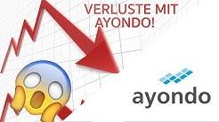 VERLUSTE mit ayondo und App Insights! | Das ayondo Investment Update #1