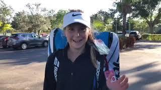 Evert Tennis Academy - Spring 2018 Wrap up Video