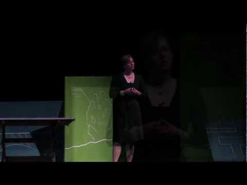 The difference between adults and grown ups: Dr. Lisa Damour at TEDxCLE